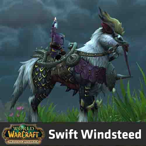 Acheter World Of Warcraft Swift Windsteed Clé Cd Comparateur Prix
