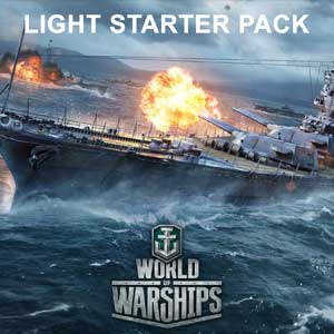 World of Warships Light Starter Pack