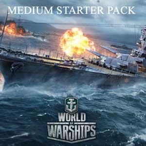 World of Warships Medium Starter Pack