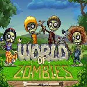 Acheter World of Zombies Clé CD Comparateur Prix