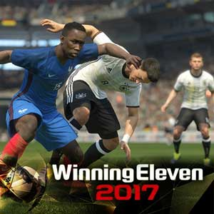 Telecharger World Soccer Winning Eleven 2017 PS4 code Comparateur Prix