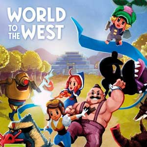 Acheter World to the West Xbox One Code Comparateur Prix