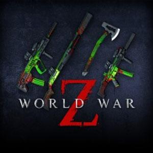 Acheter World War Z Biohazard Weapon Pack Xbox Series Comparateur Prix