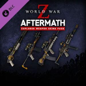 Acheter World War Z Explorer Weapon Skin Pack Clé CD Comparateur Prix