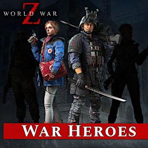 Acheter World War Z War Heroes Pack PS4 Comparateur Prix