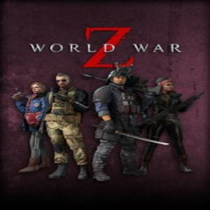 World War Z War Heroes Pack