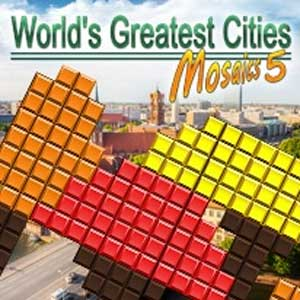 Acheter Worlds Greatest Cities Mosaics Clé CD Comparateur Prix
