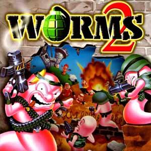 Acheter Worms 2 Clé Cd Comparateur Prix