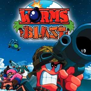 Acheter Worms Blast Clé Cd Comparateur Prix