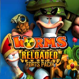 Worms Reloaded Forts Pack
