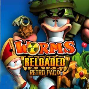 Acheter Worms Reloaded Retro Pack Clé Cd Comparateur Prix