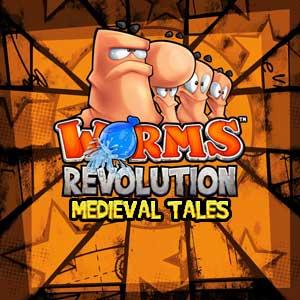 Worms Revolution Medieval Tales DLC