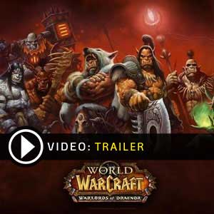 Acheter Wow Warlords of Draenor clé CD Comparateur Prix