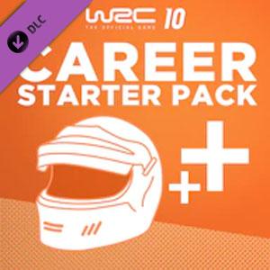 WRC 10 Career Starter Pack