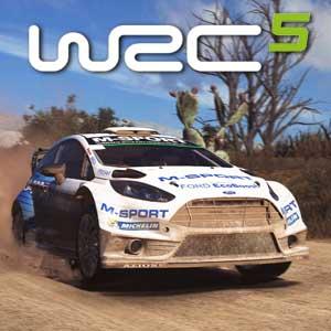 Acheter WRC 5 Xbox 360 Code Comparateur Prix