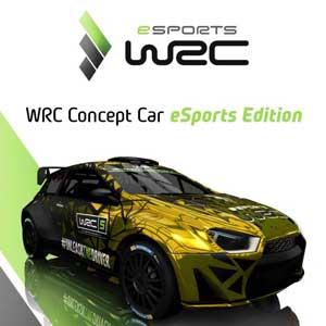 WRC 5 Concept Car S