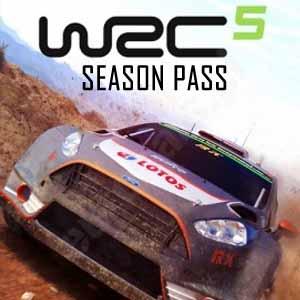 Acheter WRC 5 Season Pass Clé Cd Comparateur Prix