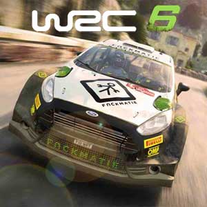 Telecharger WRC 6 PS4 code Comparateur Prix