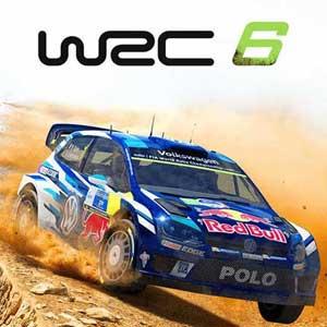 WRC 6 World Rally Championship