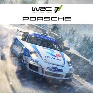 WRC 7 Porsche Car