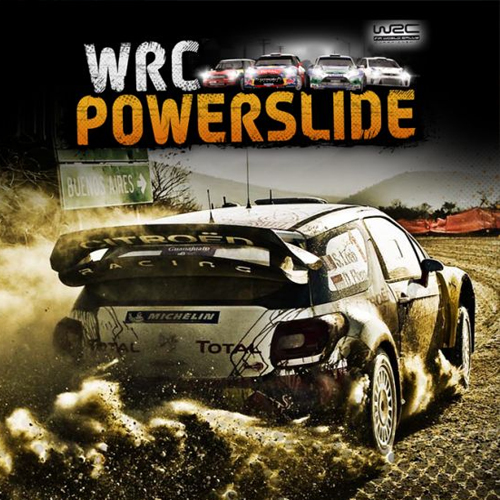Acheter Wrc Powerslide Cle Cd Comparateur Prix