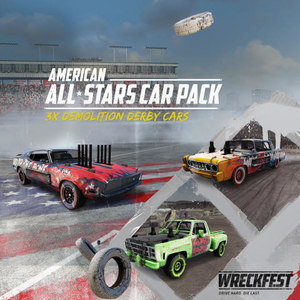 Wreckfest American All Stars Car Pack