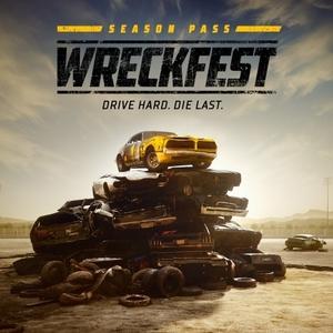 Wreckfest Drive Hard Die Last Season Pass