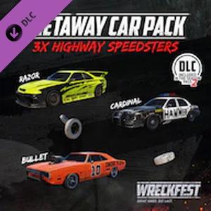 Wreckfest Getaway Car Pack