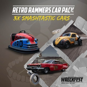 Wreckfest Retro Rammers Car Pack