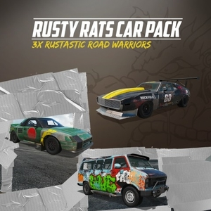Acheter Wreckfest Rusty Rats Car Pack Xbox One Comparateur Prix