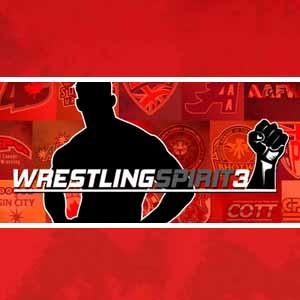 Acheter Wrestling Spirit 3 Clé Cd Comparateur Prix