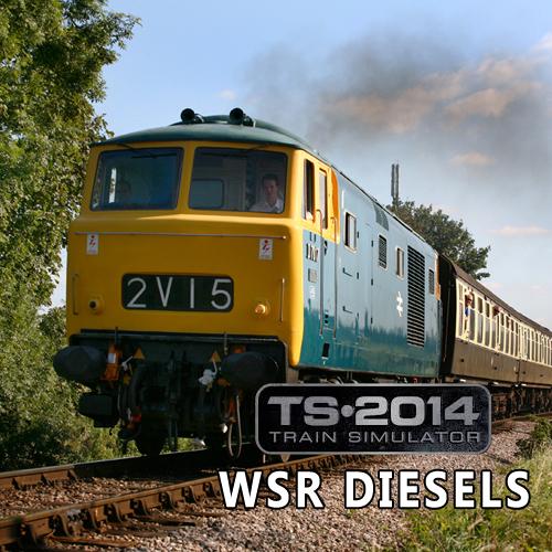 Acheter Train Simulator WSR Diesels Cle Cd Comparateur Prix