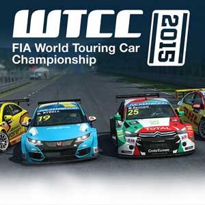 Acheter WTCC 2015 Clé Cd Comparateur Prix