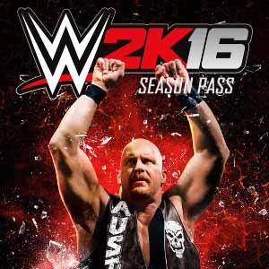 Acheter WWE 2K16 Season Pass Xbox One Code Comparateur Prix
