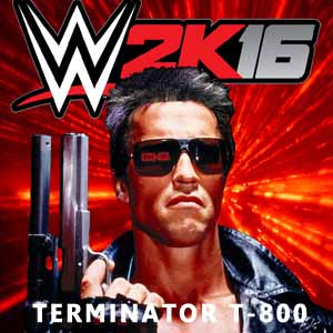 WWE 2K16 Terminator T-800