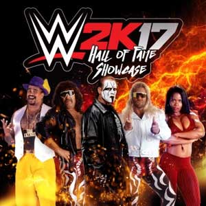 WWE 2K17 Hall of Fame Showcase