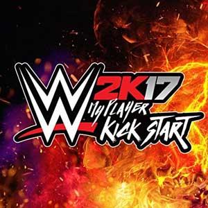 WWE 2K17 MyPlayer Kickstart