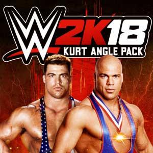 WWE 2K18 Kurt Angle Pack
