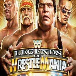 Acheter WWE Legends of WrestleMania Xbox 360 Code Comparateur Prix