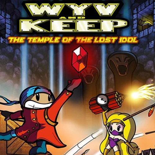 Acheter Wyv And Keep The Temple Of The Lost Idol Clé Cd Comparateur Prix
