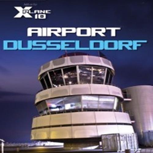 X-Plane 10 Global 64 Bit Airport Dusseldorf