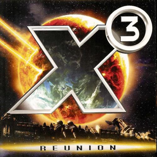 Acheter X3 Reunion Clé Cd Comparateur Prix