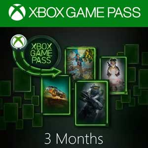 Acheter Xbox Game Pass 3 Mois Xbox One Comparateur Prix