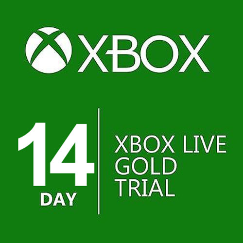 14 Jours Xbox Live Gold