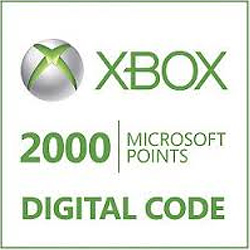 Acheter 2000 Microsoft Jours Xbox Live Code Comparateur Prix