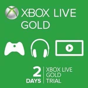Xbox Live Gold 2 Jours