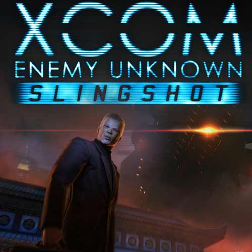 Xcom Enemy Unknown Slingshot Pack