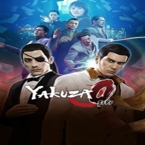 Acheter Yakuza 0 Xbox One Comparateur Prix