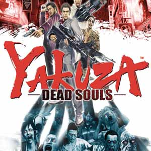 Telecharger Yakuza Dead Souls PS3 code Comparateur Prix