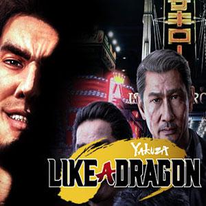 Acheter Yakuza Like a Dragon Xbox Series X Comparateur Prix